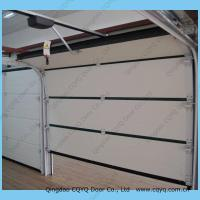 China Overhead Sectional Garage Door - China Sectional ...