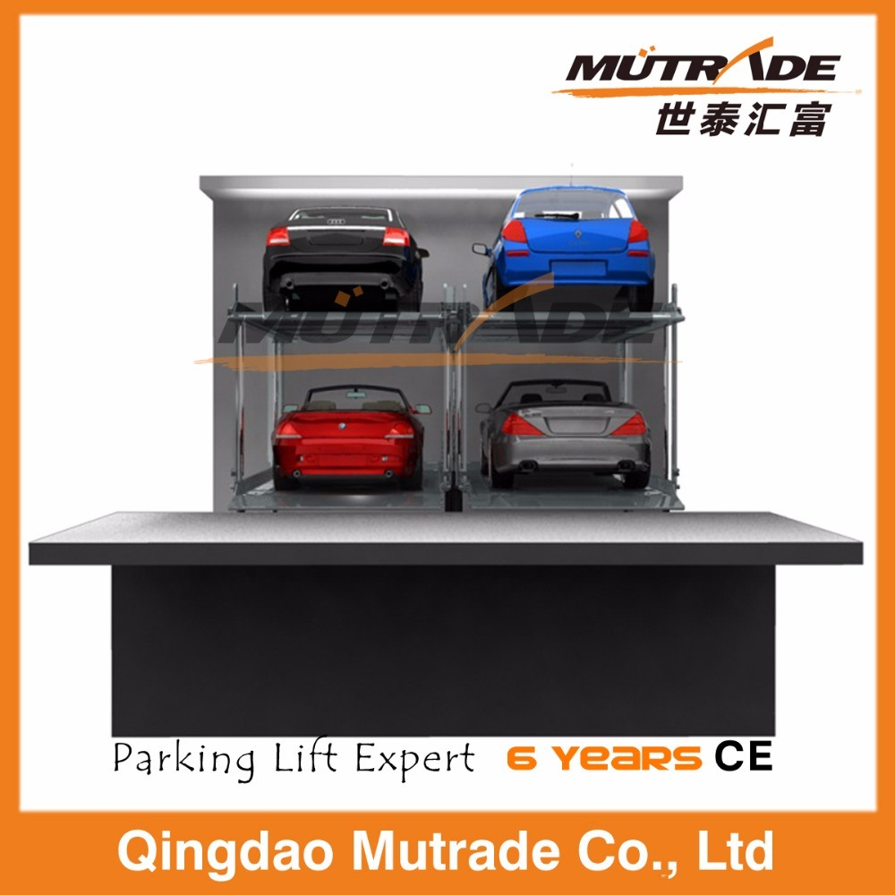 Car Lift In Garage Garage Car Lift Pit