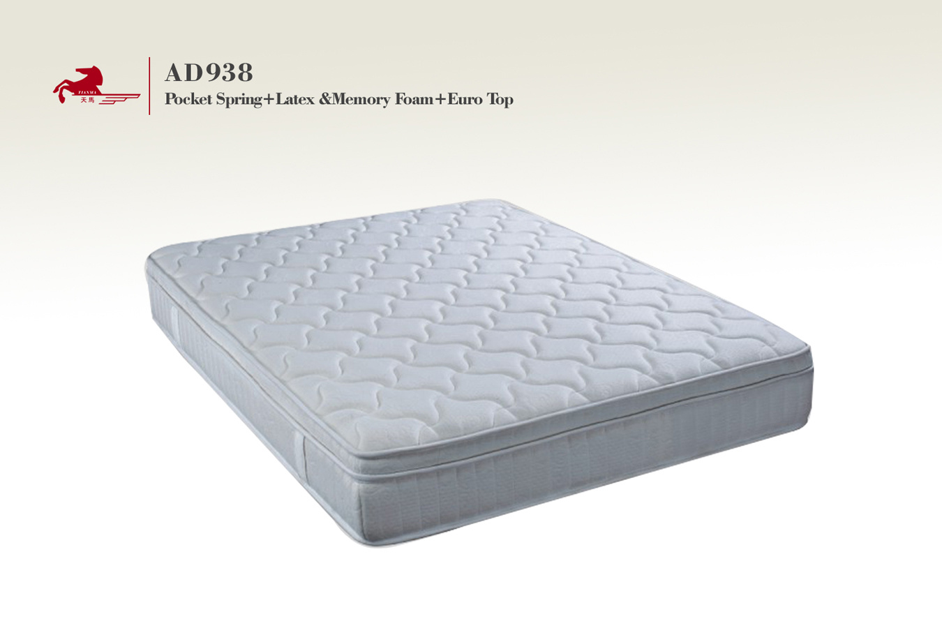 Spring And Memory Foam Mattress Pocket Spring Mattress With Memory Foam Ideas Photo