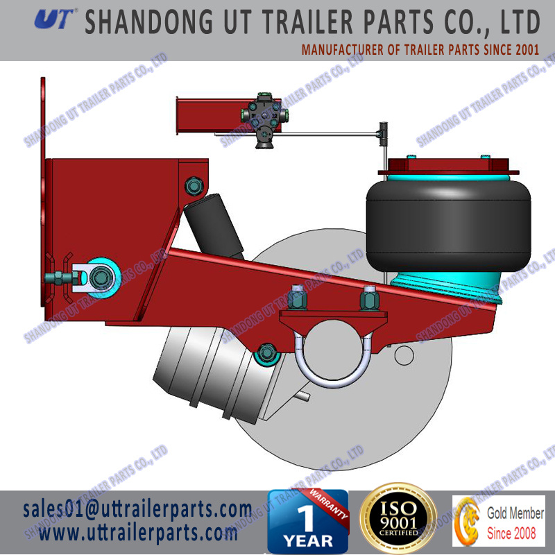 China Lifting Function Air Suspension System for Truck and Trailer