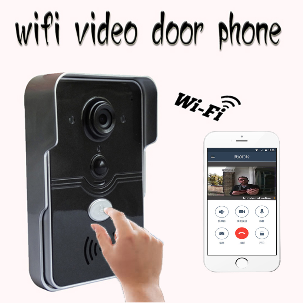 Camera De Surveillance Exterieur Wifi Aliexpress Wireless Video Doorbell