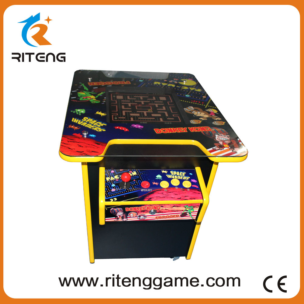 Classic Table Arcade Games Hot Item Arcade Classics Cocktail Table Arcade Machine With Vertical Games