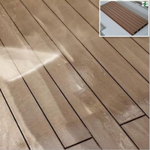 China Eco Friendly Wpc Flooring China Composite Decking