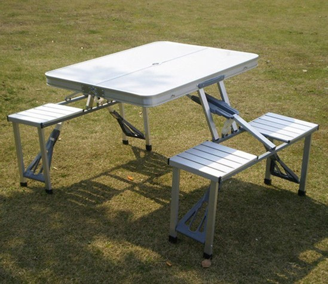 Built In Folding Table China Folding Table Camping Table Picnic Table Aluminium