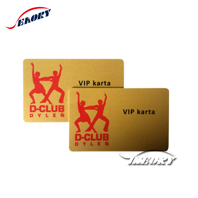 China Cr80 Credit Card Size PVC Business Cards (free sample card