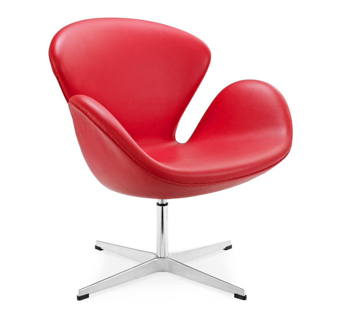 China Arne Jacobsen Swan Chair In Leather A037 B China Swan Chair Arne Jacobsen Chair