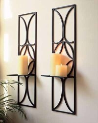 China Wall-Mount Candle Holder (DY070452) - China Candle ...