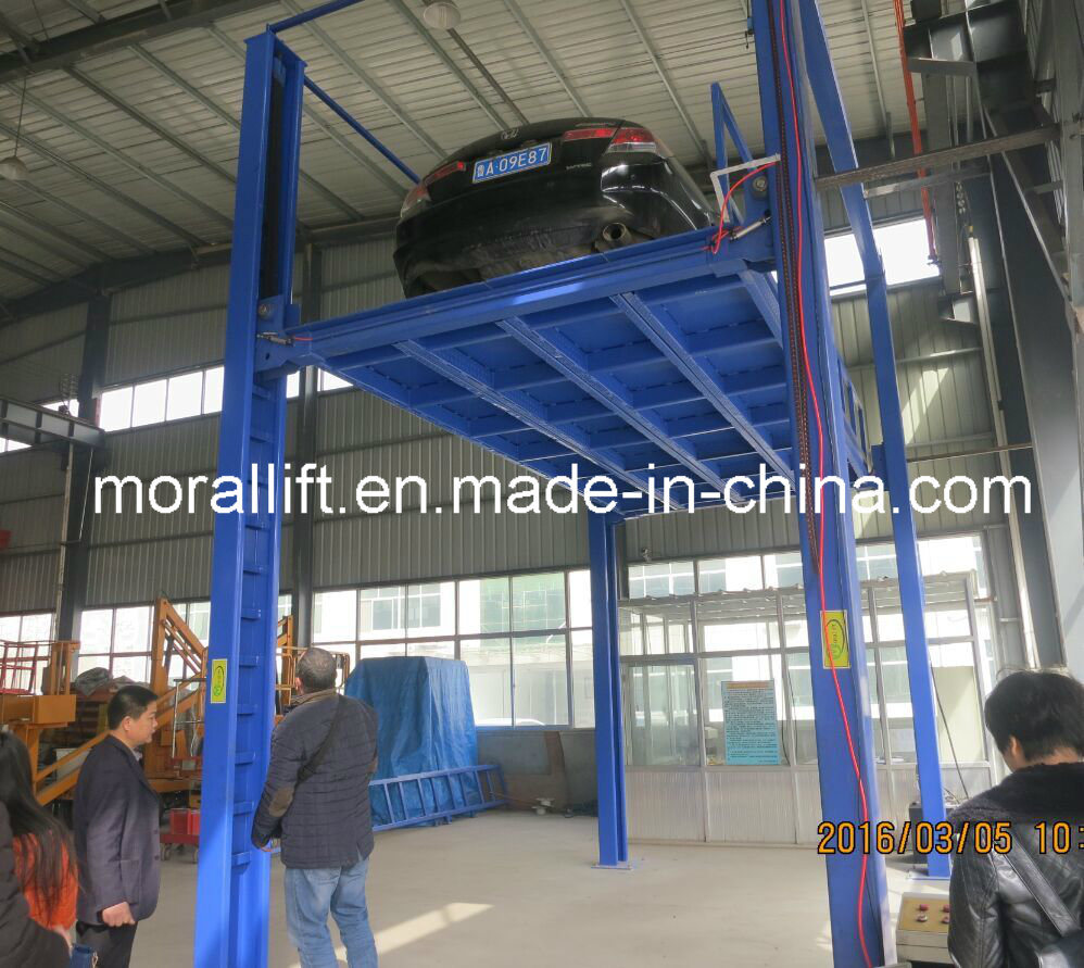 Car Lift To Basement Garage China 4 Post Basement Garage Car Lift China 4 Post Car Lift