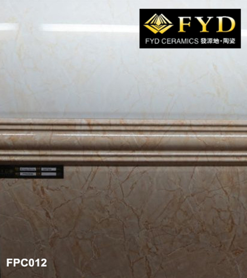 Tile Listello Hot Item Fyd Ceramics Special Offer Wall Tile Listello 300x600mm Fpc012