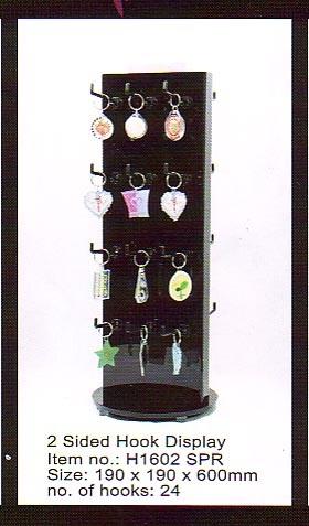 China Keychain Holder Display H1602 Spr China Display