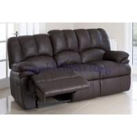 China Recliner Milan Leather Sofa (SWS-B426) - China Sofa ...