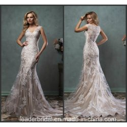 Small Crop Of Cap Sleeve Lace Wedding Dress