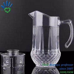 Picturesque Juice Beverage China Ounces Acrylic Glass Pitcher Icetea Lid Glass Pitcher Lid India Water Jug Hot Glass Tea Pitcher Ounces Acrylic Glass Pitcher Water Jug