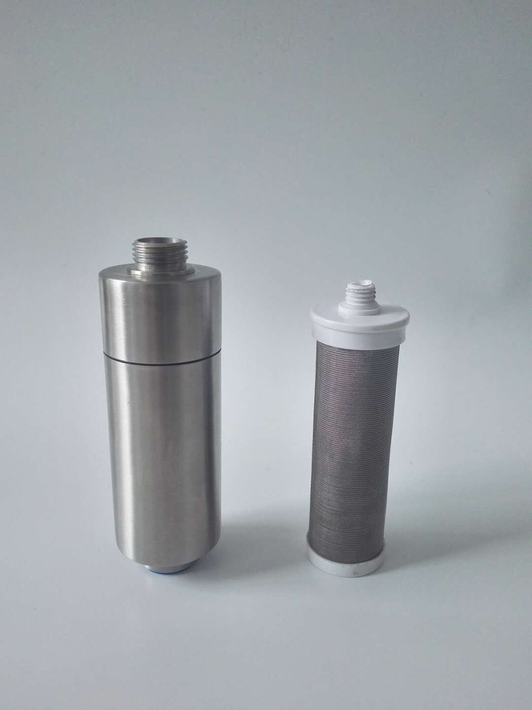 Water Filter For Shower Hot Item Unique All 304 Stainless Steel Water Filter Shower Filter
