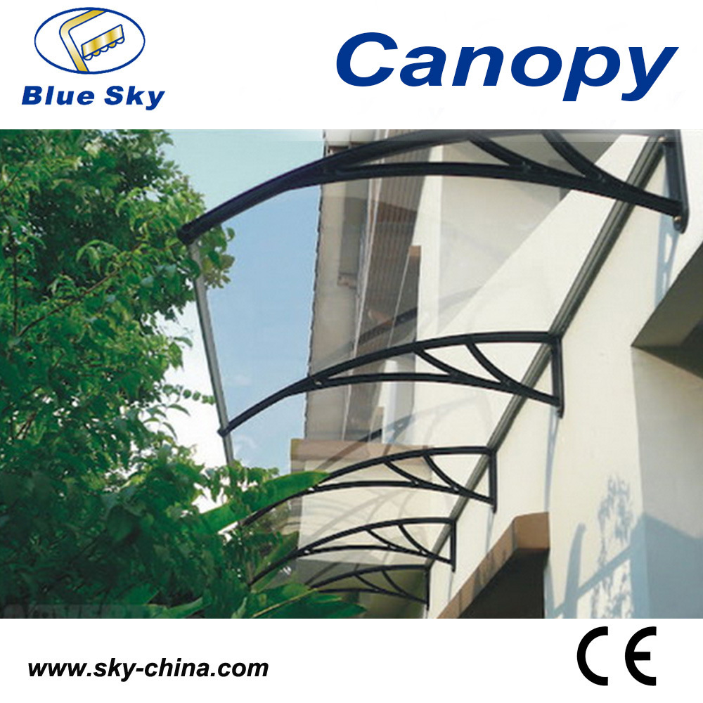 Window Canopy Hot Item Luxury Aluminum And Polycarbonate Window Canopy B900