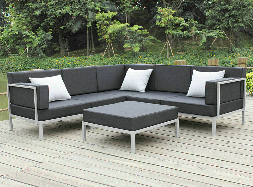 Outdoor Sofa Metal Outdoor Sectional Furniture Clearance Curved Really