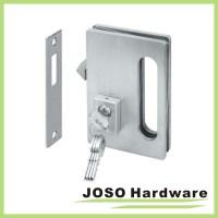 China Glass Door Hardware Sets Sliding Glass Door Locks
