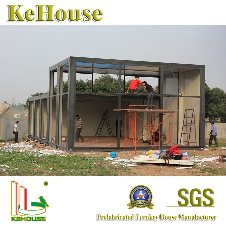 Wholesale Suppliers Indonesia Hot Item Indonesia Low Cost Housing Construction Modular Building Prefabricated Container House