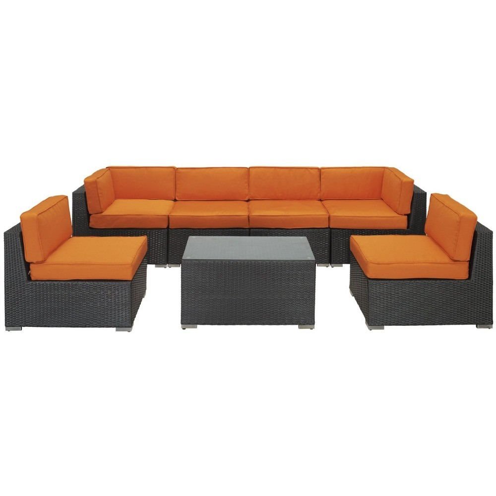 Rattan Sofa Hot Item Ms A365 Foshan Outdoor Furniture Classic Rattan Sofa Set