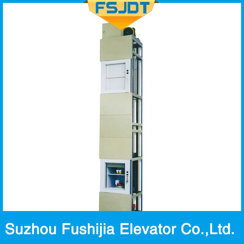 China Capacity 300kg Debris/ Dumbwaiter Elevator for Goods Transport