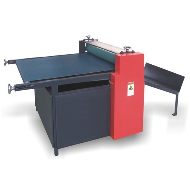 China Roller Pressing Machine/Paper Roller Flattening Machine/Paper