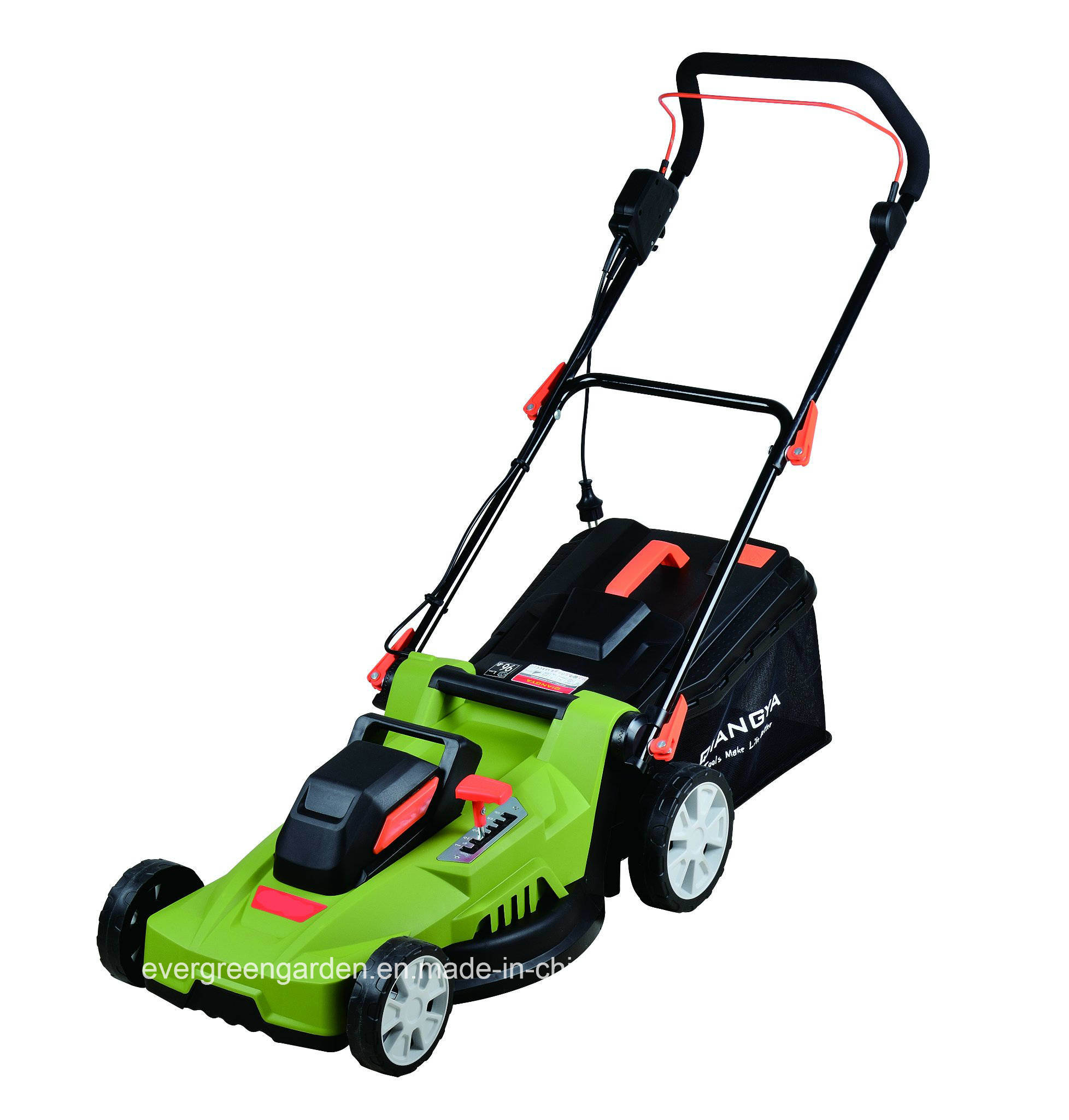 Electric Lawn Mower Sale Hot Item 1200w Electric Rotary Garden Lawn Mower Grass Cutting Machine For Sale