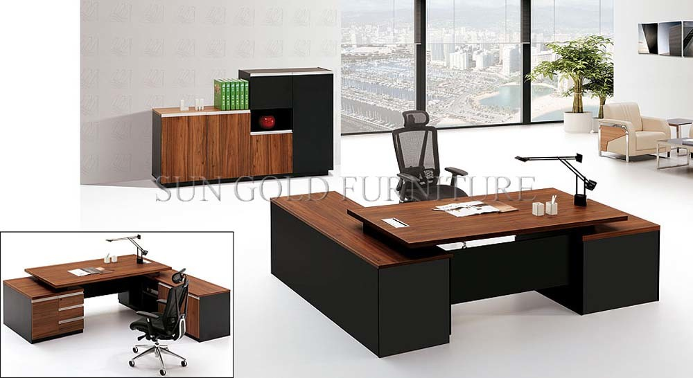 China 2015 New Design High Quality Office Desk Ceo