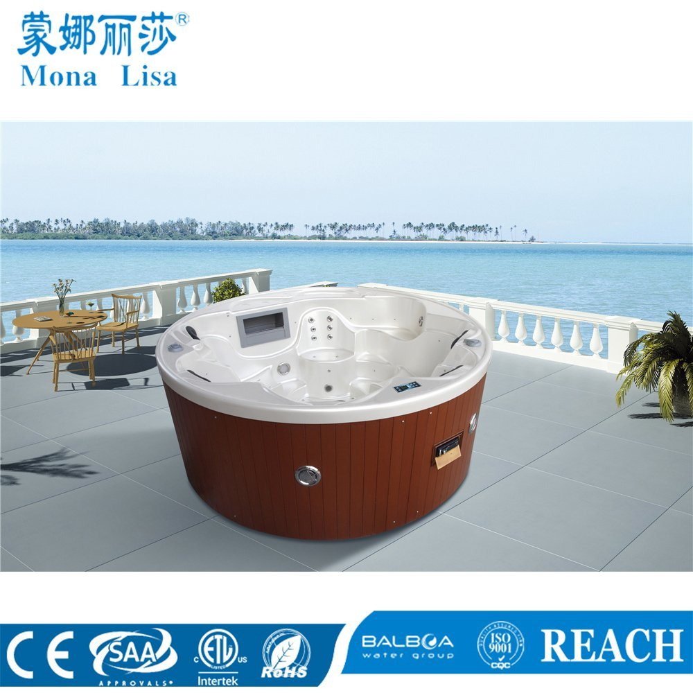 Jacuzzi Whirlpool Hot Item Round Jacuzzi Whirlpool Massage Pool Spa Hot Tub M 3356