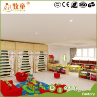 China Supplies Kids Wooden Kindergarten Classroom ...