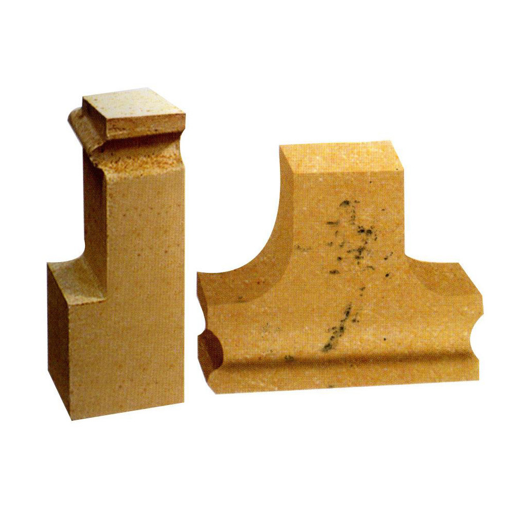 Refractory Brick China Can Be Customized Shaped Silica Refractory Brick Material