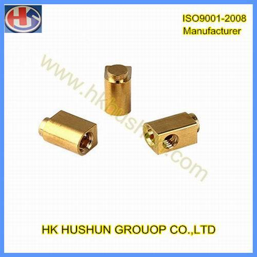China Precision Copper Part Turning Part (HS-CS-007) - China Plug-in