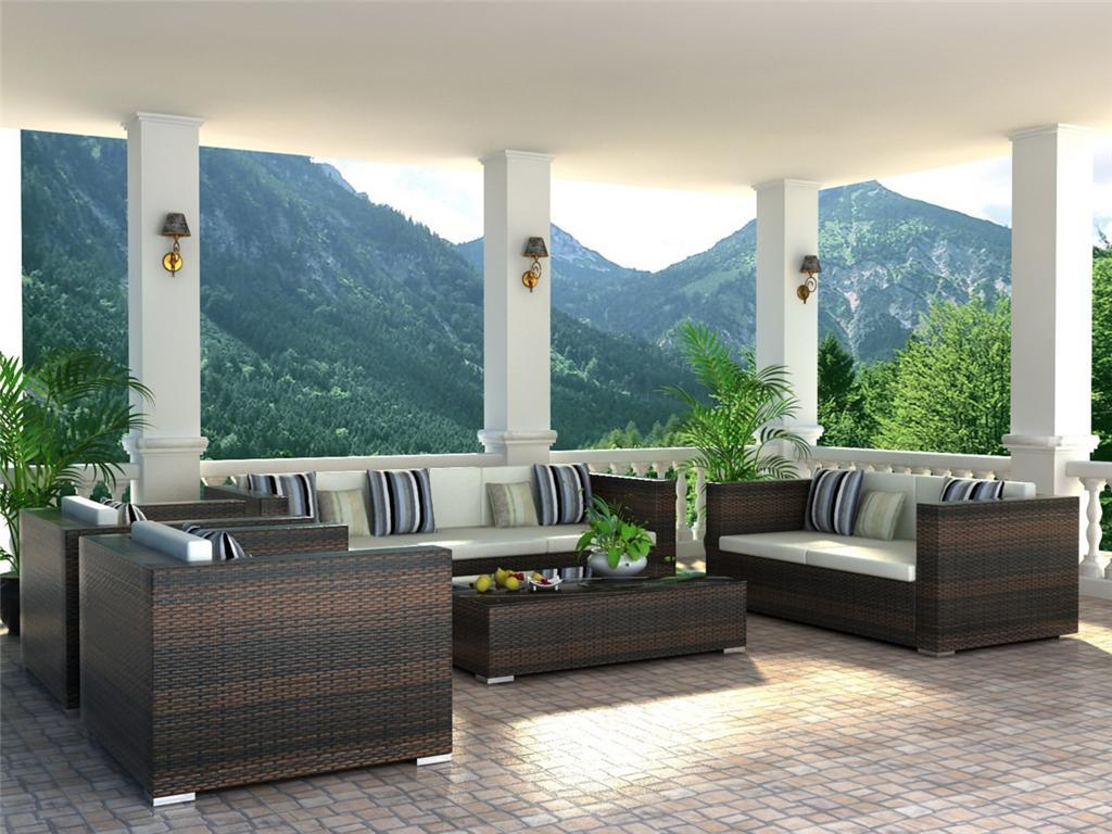 Meubles Outdoor China Outdoor Furniture Garden Furniture Rattan Furniture