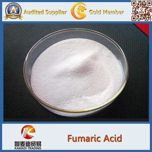 China Bulk Fumaric Acid Price Technical Grade, Food Grade 99