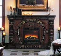ELECTRIC FIREPLACES VS GAS FIREPLACES  Fireplaces