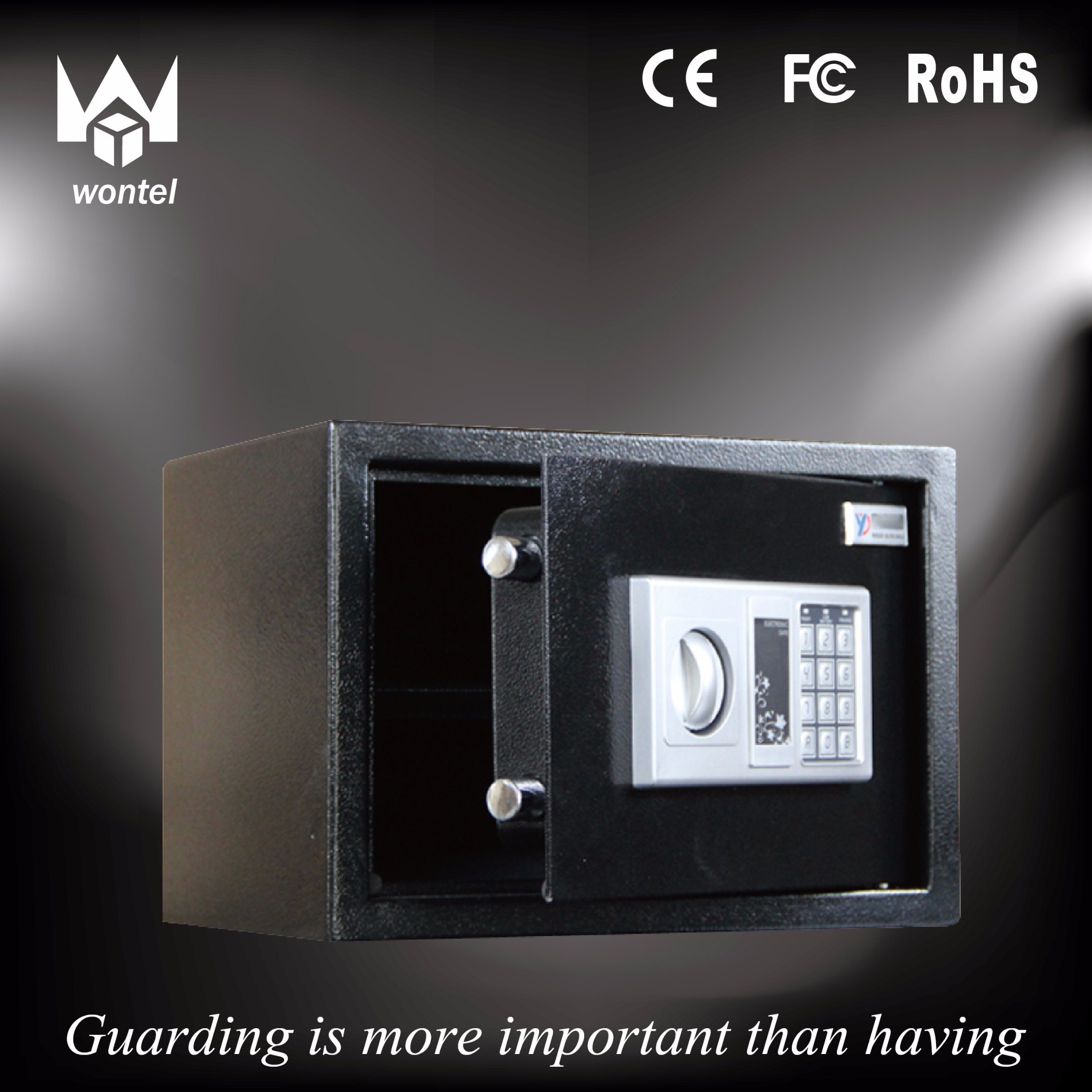 Cheap Safes China The Cheap Hotel Commercial Safes Box Hotel Keypad Safe Box