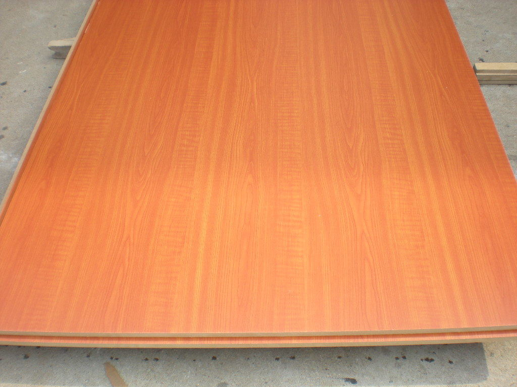 Mdf Panel Hot Item 18mm Cherry Melamine Mdf Board And Raw Mdf Panel