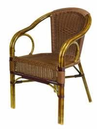 Casa moderna, Roma Italy: Rattan chair