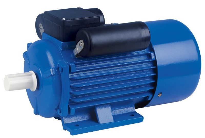 Electric Motor What Is The Capacitor On A Electric Motor For