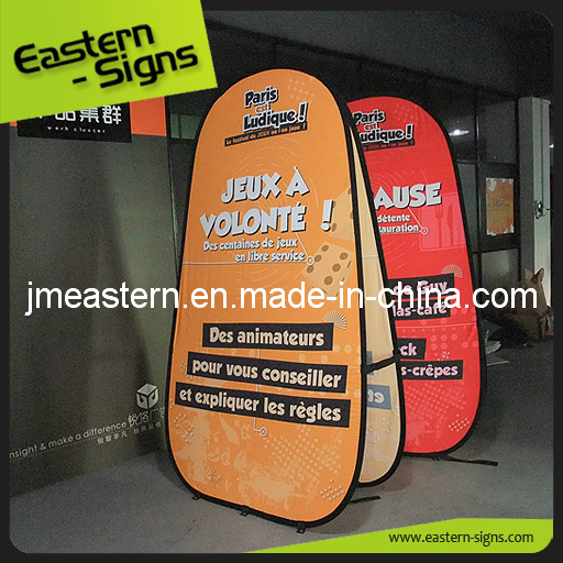 China Pop up Banner Stand Sample of Advertisement Product - China