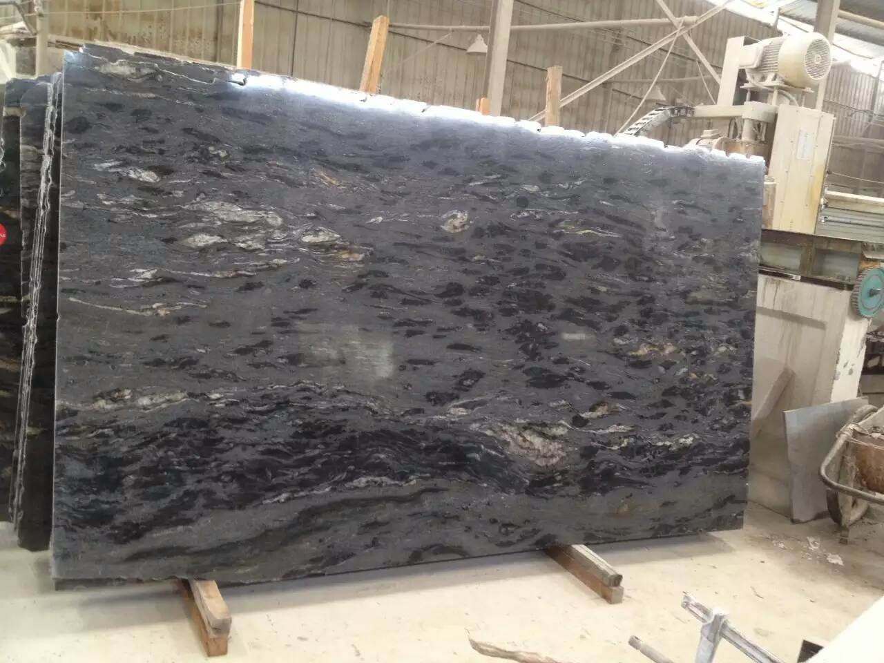 Black Titanium Granite Countertops China Cosmic Black Titanium Granite Slabs For Kitchen