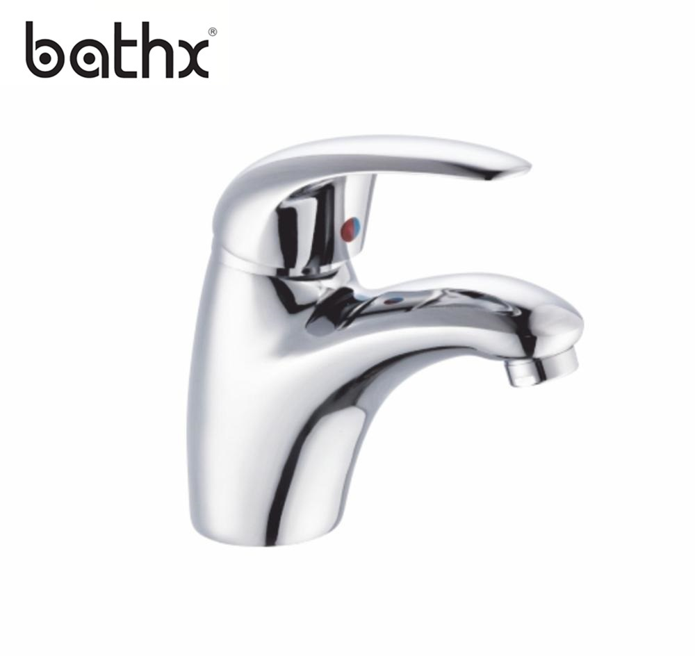 Manufacturer Factory Faucets Hot Item China Factory Chrome Mixer Copper Basin Faucets