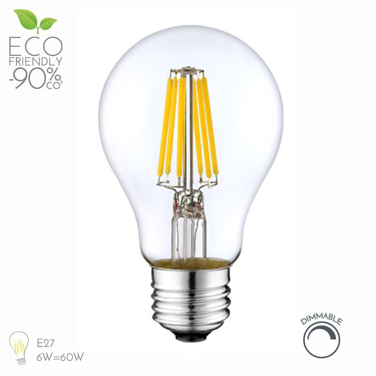 Led E27 Hot Item Factory Price Best Selling E27 Edison Led Lights Indoor Lighting 4w 9w 12w Led Lamps
