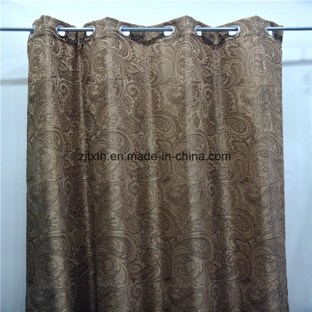 Curtain Fabric Wholesale China 2018 Factory Wholesale Printer Flower 100 Polyester New