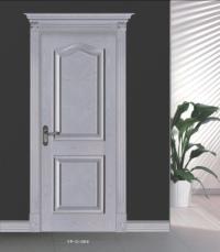China House Furniture Bedroom Door Interior White Door ...