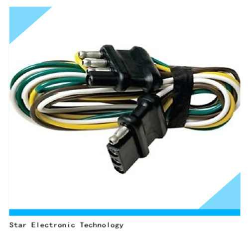 China Universial Customized Car Electrical Automobile Trailer Wire