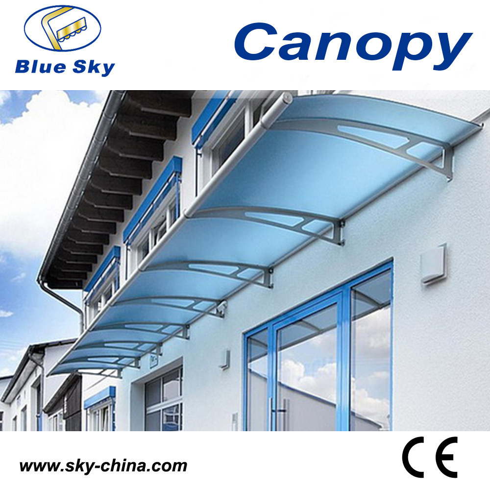 Window Canopy Hot Item Balcony Aluminum And Polycarbonate Window Canopy B900