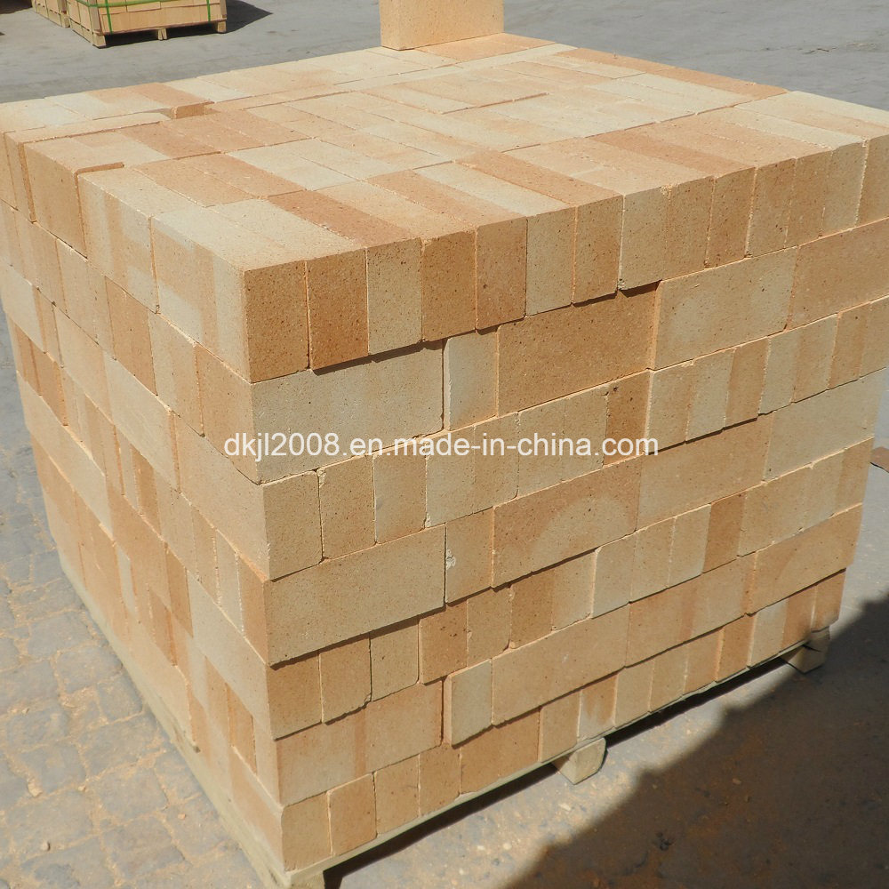 Refractory Brick China High Alumina Standard Size Refractory Fire Brick