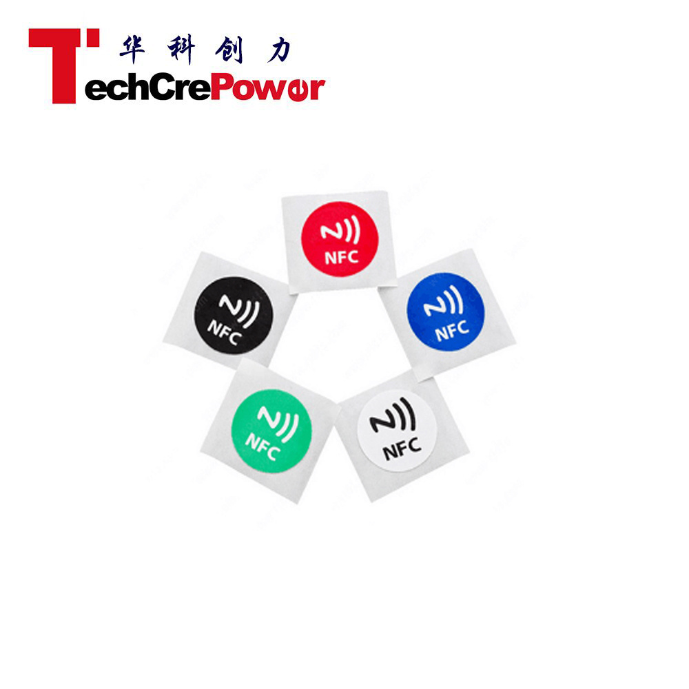 Nfc Tags Hot Item Fm1108 Chip Customized Printable 13 56mhz Cheap Nfc Tags