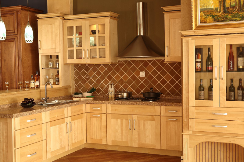 Pine Kitchen Cabinet. cabinetry - kitchens and baths timber ...