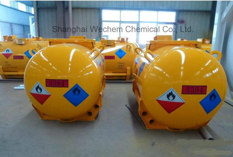 El cilindro para Trimethylaluminum (C3H9AL) \u2013 El cilindro para